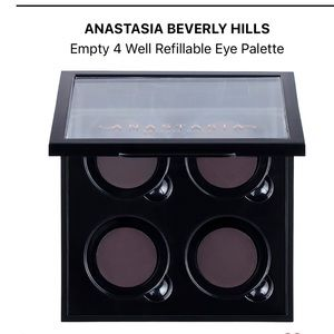 Free with purchase ABH empty eyeshadow palette